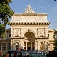 Architettura e Arte in mostra d'estate all'Acquario Romano