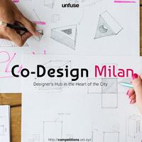 Co-Design Milan - Creating spaces for creative minds. A Citylife un Hub per giovani designer emergenti
