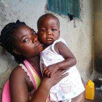 Mozambique Preschool: Flor da Manhã. Una scuola materna per i bambini disabili del distretto di Xai Xai