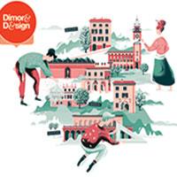 Alle porte la IX edizione di DimoreDesign. 10 designer per 7 palazzi a Bergamo, Brescia e Bologna