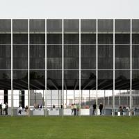 Il Bauhaus Museum Dessau raccontato dal suo giovane progettista, Roberto González (addenda architects)