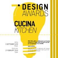 """7° Design Award """"Accendi la tua idea"""" - la Cucina"""