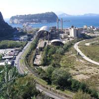 Napoli, un paesaggio nuovo per valorizzare l'area industriale di Bagnoli