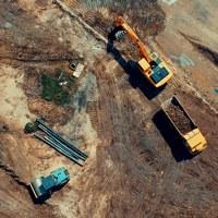 Consumo di suolo: solo Torino inverte la rotta e recupera sette ettari nel 2018