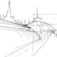 Disegnare gli spazi di Milano, in pausa pranzo!
