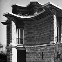 """Dalla mostra """"At Home"""" a """"Casa Baldi"""" di Paolo Portoghesi"""