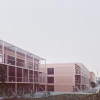 Rivoluzionare una scuola? Con un telaio si può: ecco la Fermi di Torino di BDR bureau (appena inaugurata)