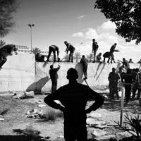 Paolo Pellegrin. Confini di umanità. In arrivo a Milano gli scatti del fotoreporter romano sulla convivenza nel mondo