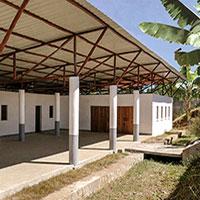 Madagascar, ultimata la Casa Famiglia di Aut Aut Architettura per i bambini orfani dell'isola di Nosy Be