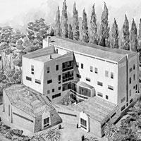 Gio Ponti inedito. Presentazione del volume dedicato a Notre Dame de Sion di Roma