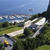 Capri, inaugurata la stazione a servizio dell'elettrodotto subacqueo, firmata Frigerio Design Group