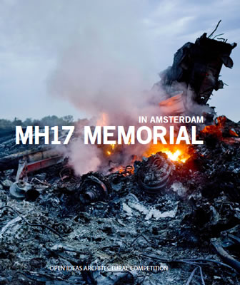 MH17 Memorial + Park in Amsterdam