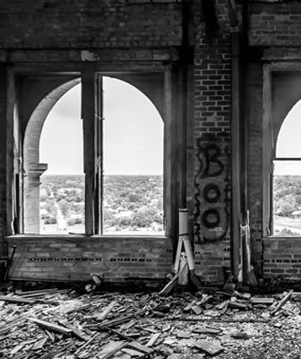 Detroit Station for the Arts