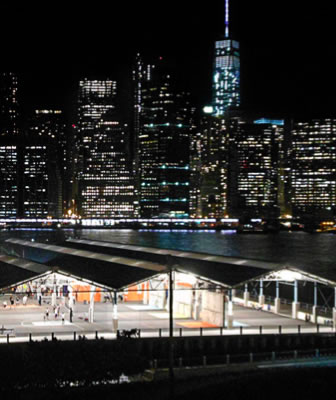 NYC Sky Condo - New York City Farm Tower