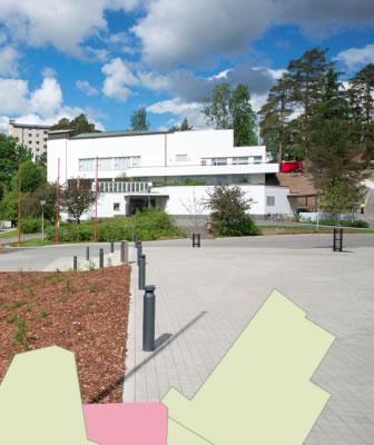 Un collegamento tra i musei di Alvar Aalto