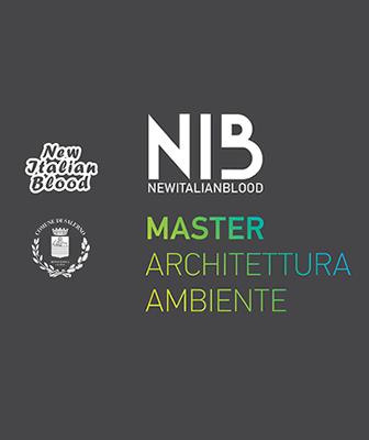 Newitalianblood & Torno Subito. Candidati per la tua borsa di studio per il Master Architettura|Ambiente