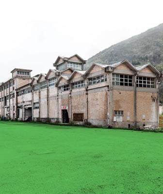 Green Academy. Un'architettura industriale da trasformare in polo didattico di eccellenza