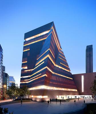 Herzog & de Meuron completano la nuova Tate Modern di Londra