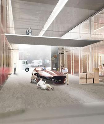Herzog & de Meuron convince il Royal College of Art e vince il concorso per la progettazione del Battersea South Campus