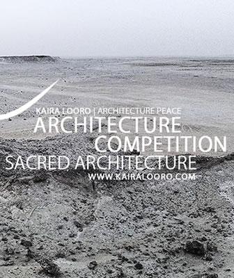 Kaira Looro Competition for a Sacred Architecture. Un simbolo nazionale per la spiritualità del Senegal