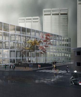 Lo studio milanese Laboratorio Permanente presenta il miglior progetto per Stephenson 86