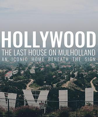 Iconic, Innovative, Integrative: progettare le case sotto l'Hollywood Sign