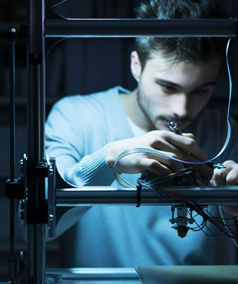 Corso di Specializzazione in Stampa 3D  | Lezioni full-time a Milano + Modellazione e Stampa di un modello in 3D