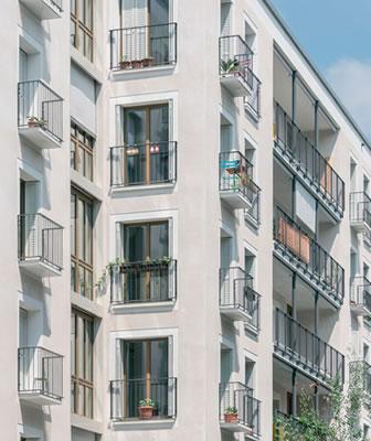 Premio Europeo di Architettura Sociale Baffa-Rivolta: vince l'originalità distributiva dell'Haus A dei Duplex Architekten